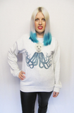 Dolloctopus Ash Grey Sweater
