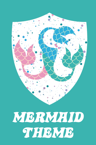 Mermaid Lucky Dip Box