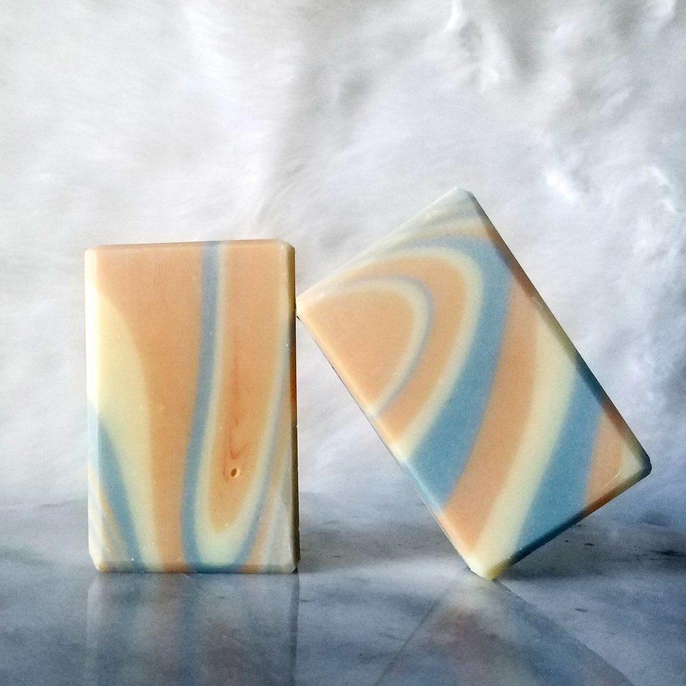 Citronella + Lemongrass Soap Bar