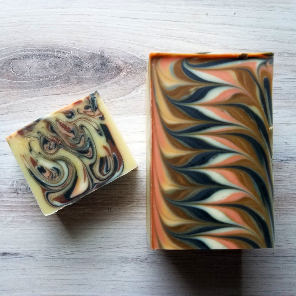 Patchouli Cedar + Orange