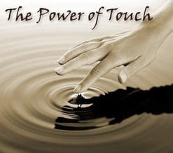 The history of massage. The power of touch.