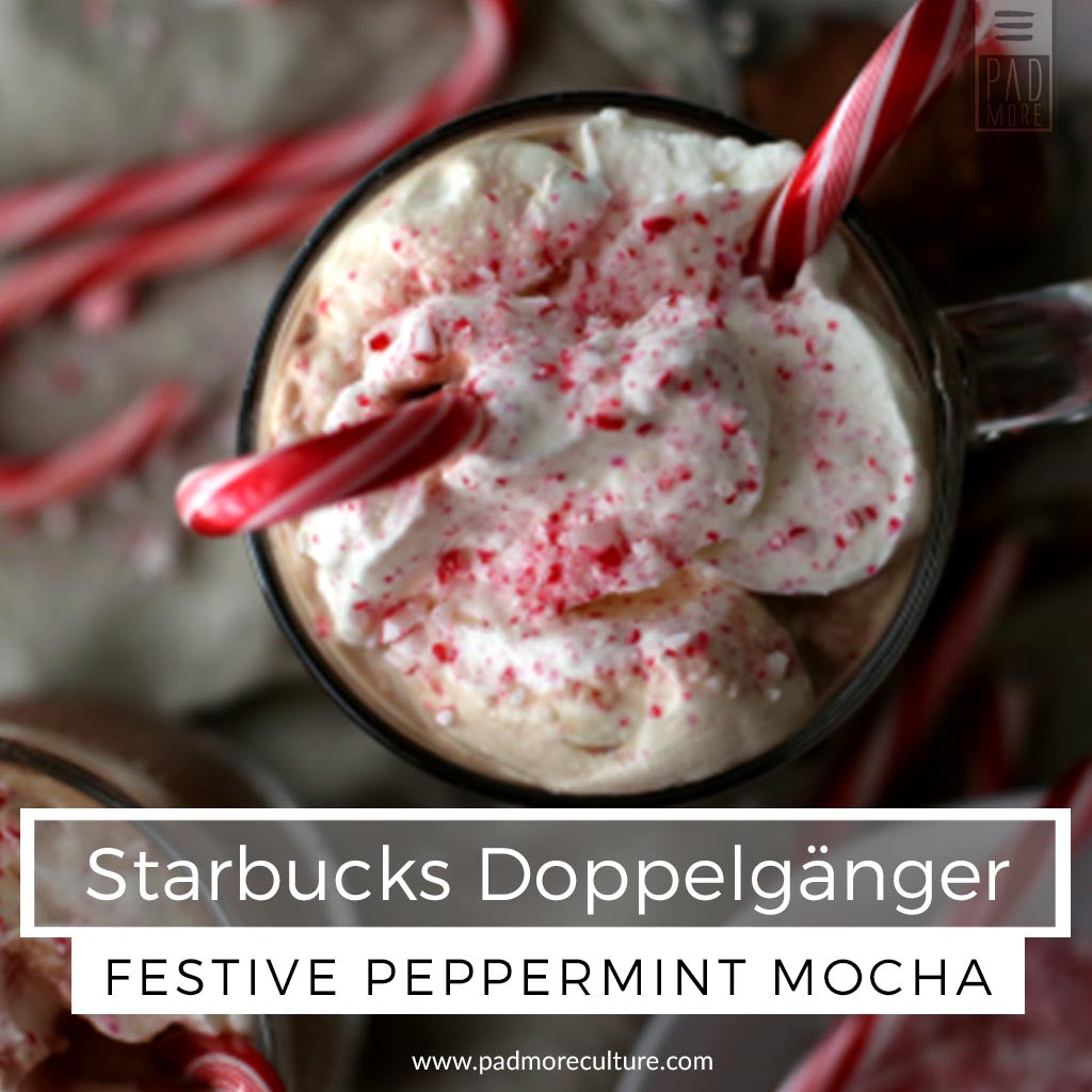 Festive Peppermint Mocha Recipe
