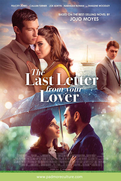 Padmore Culture Books The Last Letter From Your Lover Jojo Moyes