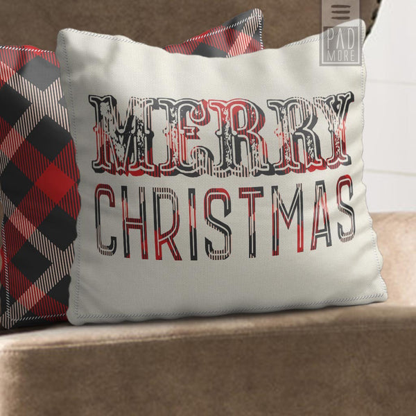 Christmas at the Cabin Pillow