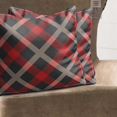 Cabin at Home Pillow