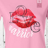 Love Warrior Women Tshirt