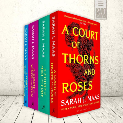 A Court of Thorns and Roses Collection Set: