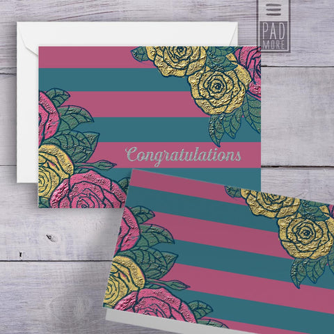 Julia Arenas Congratulations Cards