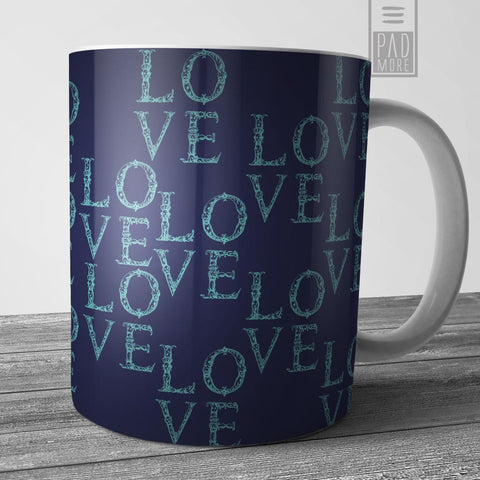 Love is in the Mug