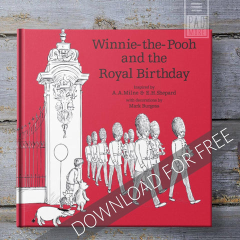 Winnie and the Royal Birthday