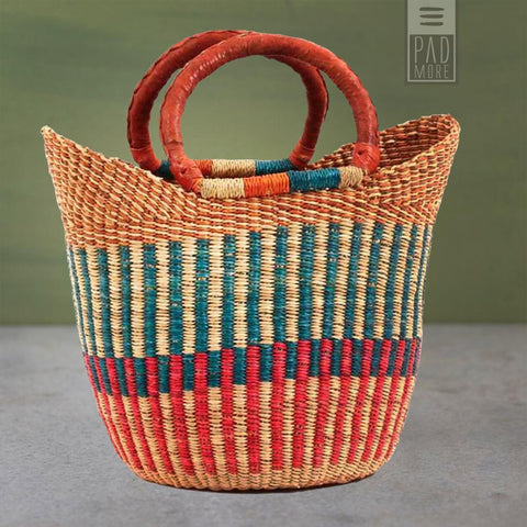 African Beach Totes