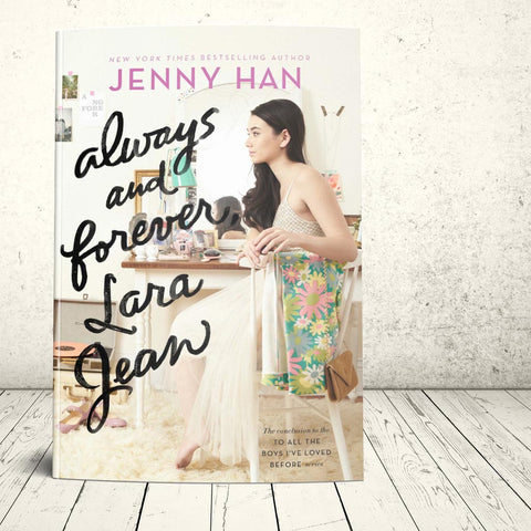 Jenny Han Always and Forever, Lara Jean