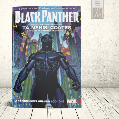Black Panther Trilogy
