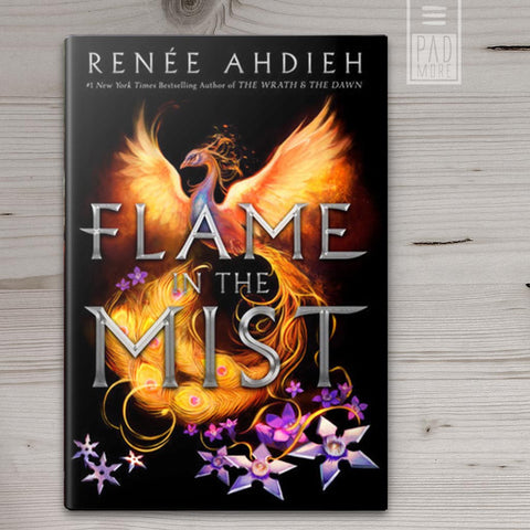 Flame In The Mist Series