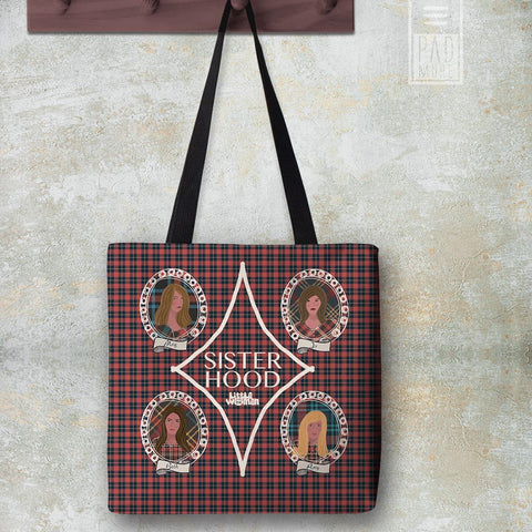Little Women: Sisterhood Tote bag