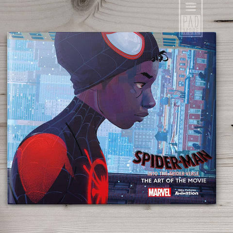 Into the Spider-Verse -The Art of the Movie