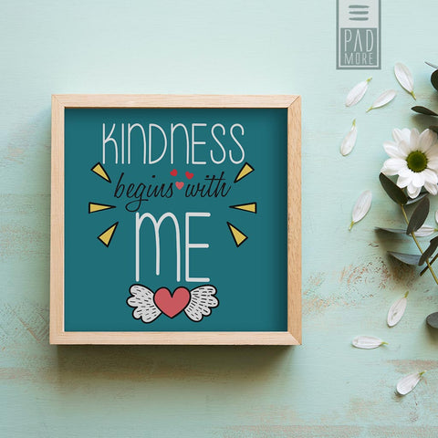 Kindness Wall Art
