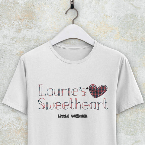 Little Women: Laurie's Sweetheart Tshirt