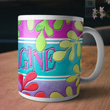 Unicorn Just Imagine Mug