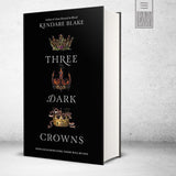 Three Dark Crown Series