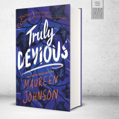 Truly Devious Series