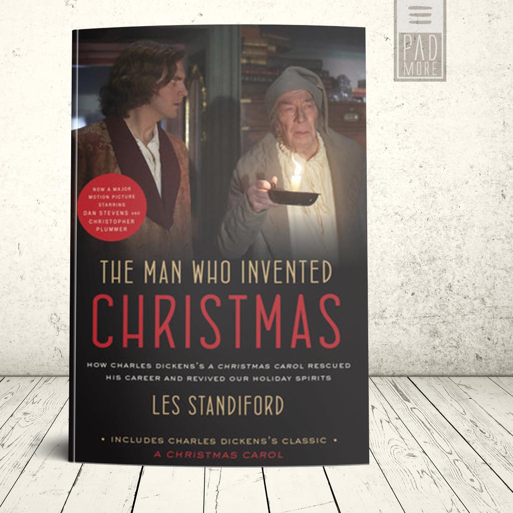 The Man Who Invented Christmas Poster.The Man Who Invented Christmas