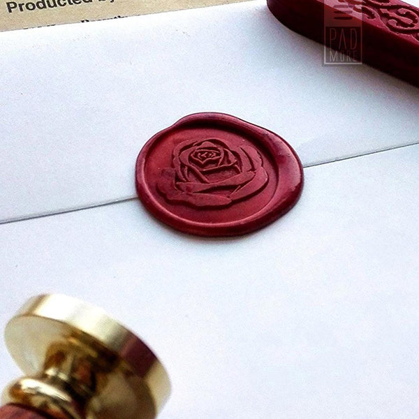 Rose Wax Seal
