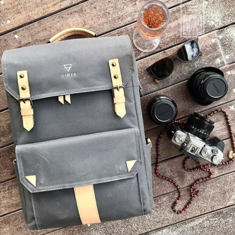 VINTA Travel & Camera Bag/Backpack
