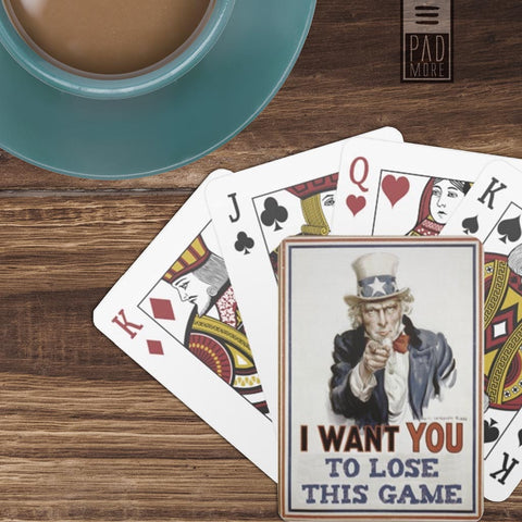 I Want You Cards