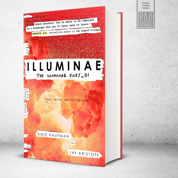 Illuminae Files Series