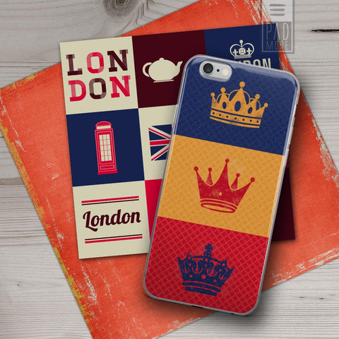 Calm Royalty Phone Case