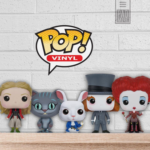 Pop! Alice Through the Looking Glass