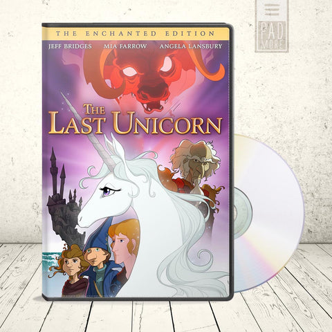 Unicorn Magic: The Last Unicorn