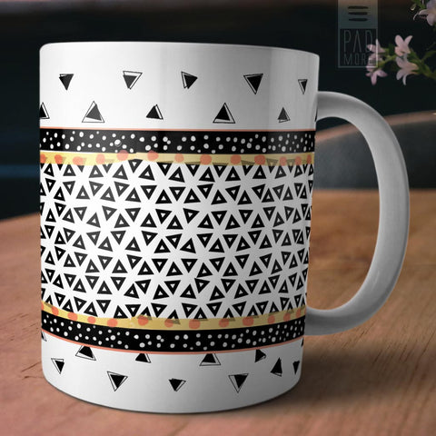 Tribal Pattern Mug