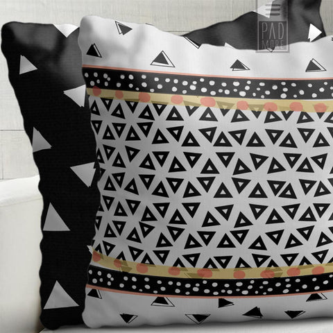 Tribal Pattern Pillows