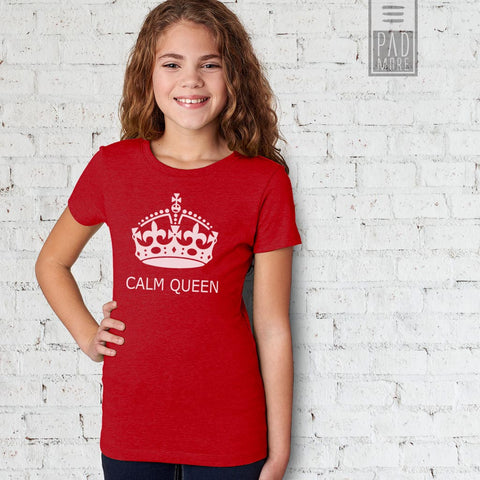 Calm Queen Tshirt