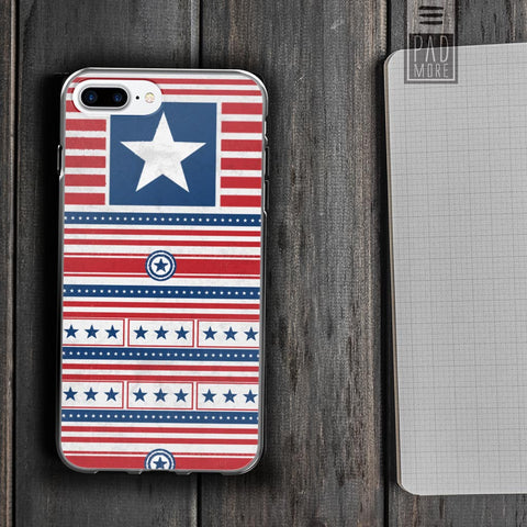 Stars and Stripes Phone Case