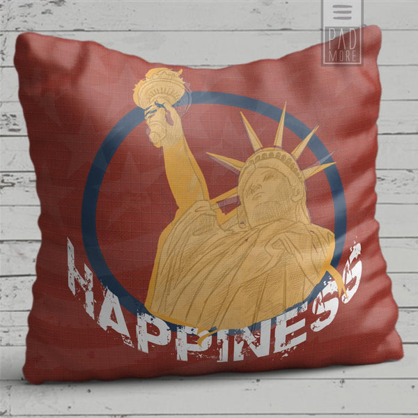 Happiness Pillow