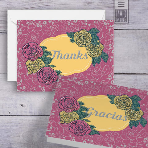 Julia Arenas Thank you Cards