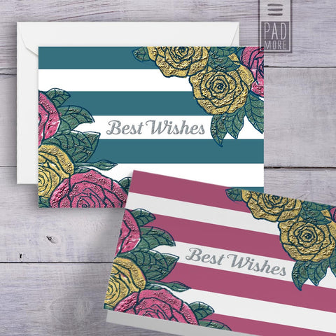 Julia Arenas Best Wishes Cards