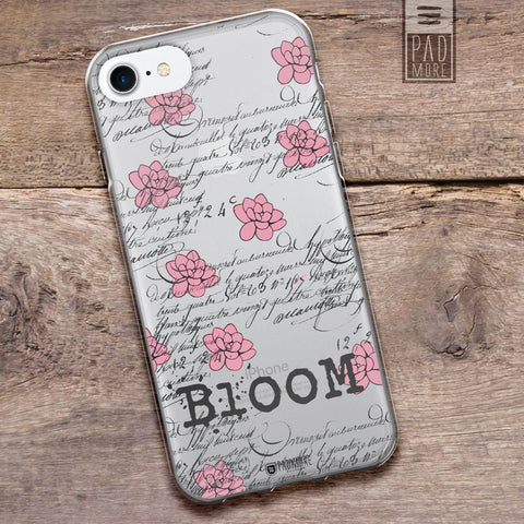 BLOOM in Pink Phone Case