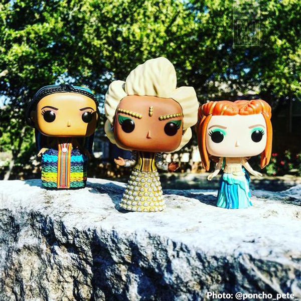 Wrinkle in Time Funko Pops