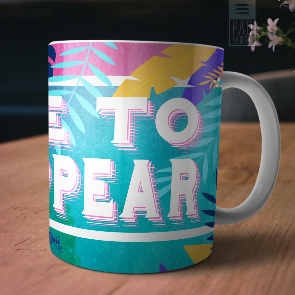 Time to Disappear Mug