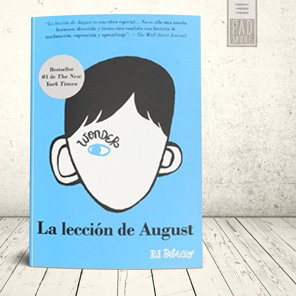 La lección de August (Spanish)
