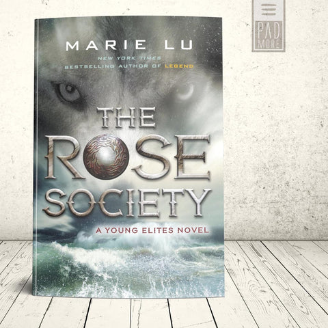 Marie Lu The Young Elite Series