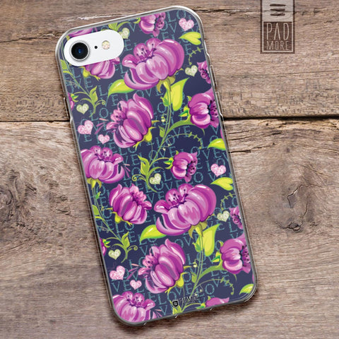 Love Flowers Phone Case