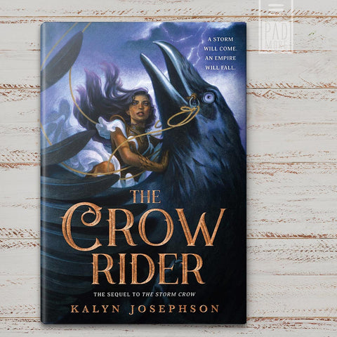 The Crow Rider (Storm Crow
