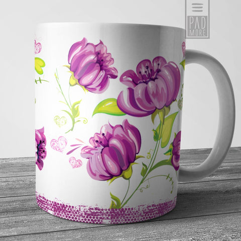 Flowers Bloom Mug