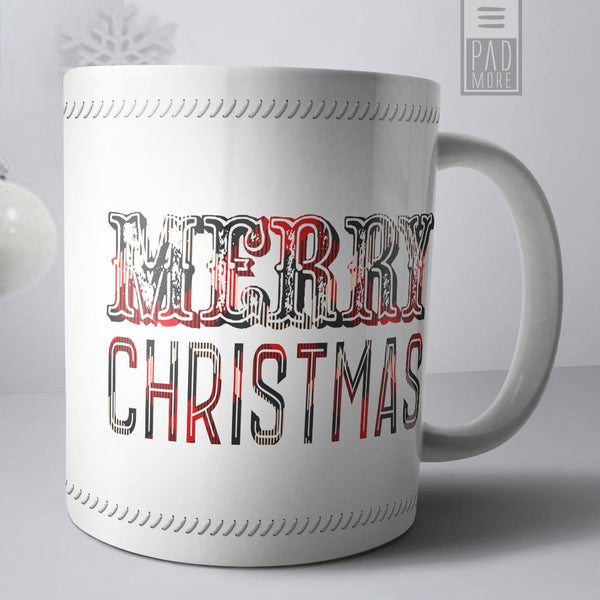 Christmas at the Cabin Mug
