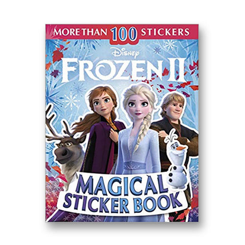 Disney Frozen 2 Magical Sticker Book